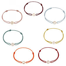 bracelet thread images Chakra choker on thread tinyom jewellery for the soul jpg