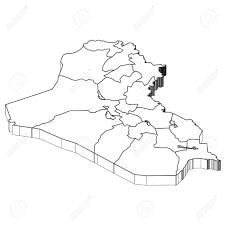 Map Iraq Iraq Iraq Map Royalty Free Cliparts Vectors And Stock