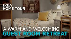 mother in law suite refresh ikea home tour episode 309 youtube
