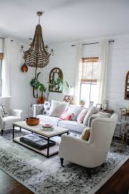 Living Room Vs Family Room Difference Between Living Room And Modern Farmhouse Living Room Home Decor Style Swap