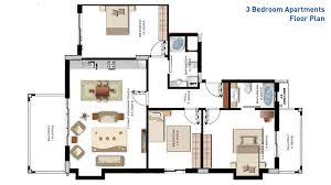 luxury apartment plans luxury apartment floor plans 3 bedroom photogiraffe me
