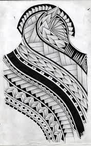 fantastic samoan tattoo design make on paper golfian com