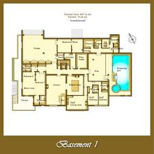 floor plans villa for sale in la zagaleta floor plans