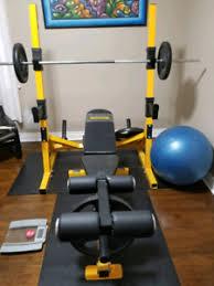 Powertec Weight Bench Powertec Buy Or Sell Exercise Equipment In Ontario Kijiji