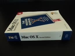 mac os x the missing manual second edition david pogue