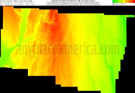 Ohio Radar Map by Free Clark County Ohio Topo Maps U0026 Elevations