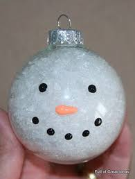 25 unique snowman ornaments ideas on
