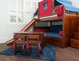 ideas toddler loft bed with slide modern toddler beds