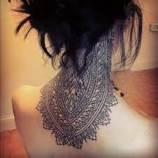 Tattoo Ideas Back Neck 50 Most Beautiful And Attractive Neck Tattoos