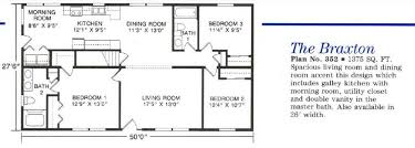 Galley Kitchen Width - ranches muncy homes