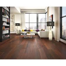 espresso walnut smooth solid hardwood 3 4in x 4in