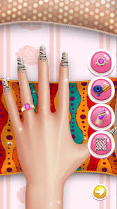 princess nail art salon games for kids on the app store