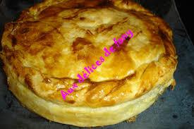 cuisine berrichonne le pâte berrichon avec thermomix aux gourmandises de steph