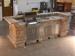 how to build a outdoor kitchen island how to build an outdoor kitchen free home decor