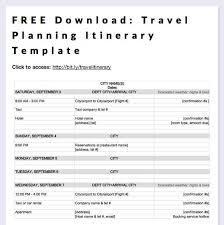 travel itinerary images Itinerary trip gecce tackletarts co jpg
