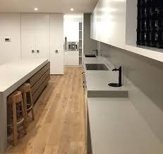 Best Caesarstone Raw Concrete Images On Pinterest Kitchen - Raw kitchen cabinets