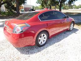 nissan altima coupe in miami 2009 nissan altima coupe 2 door in florida for sale 97 used