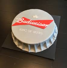 budweiser beer cake just desserts customized cakes cookies and pastries westchester ny