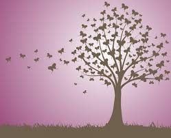 butterfly tree vector free