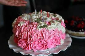 feeding my addiction a very happy birthday u0026 a rosette cake tutorial