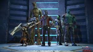 marvel u0027 s guardians of the galaxy episode 1 tangled up in blue