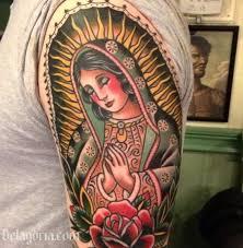imagenes tatuajes de la virgen maria 30 tatuajes de la virgen maría pensados para mujer que son una