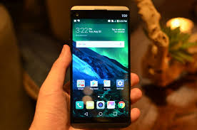 T Mobile Rugged Phone Lg V20 Hands On Android 7 0 Nougat Powered Smartphone Digital