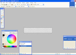 making simple text logo u0027s in paint net