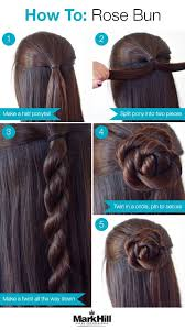 step to step hairstyles for medium hairs 26 amazing bun updo ideas for long medium length hair