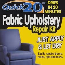Easy Upholstery Quick 20 Fabric Upholstery Repair Kit New Easy