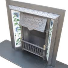 antiques bazaar repro ins208 u2013 victorian cast iron fireplace
