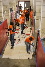 volunteers work to improve camp pendleton facilities u003e marine
