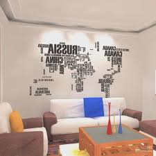 living room amazing wall stickers in living room decor modern on