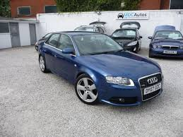 audi a4 s line 07 audi a4 2 0 tdi s line dpf 4dr manual for sale in chorley mdc autos