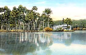 Florida scenery images Tropical scenery st johns river florida jpg