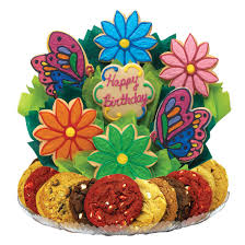 cookie basket delivery birthday gift baskets for women cookies by design