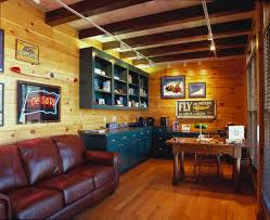 Log Floor by Designing Your Log Or Timber Home To Include A Home Office