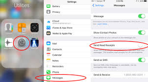 How To Turn Off Iphone Light Ios 10 Tips How To Turn On Off Individual Read Receipts In