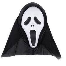 ghost face creepy scream scary movie mask for sale in jamaica