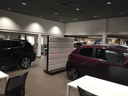 peugeot car showroom peugeot shrewsbury refurbishment rds electrical