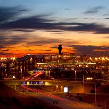 Phoenix Airport Map Terminal 4 by Phoenix Airport Guide Sunset