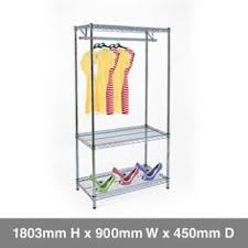 Wickes Bookcase Wickes 4 Tier Metal Shelving Unit 45kg Metal Shelving Units And