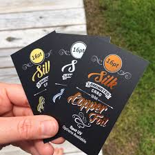 Business Cards Foil Gold Foil Business Cards