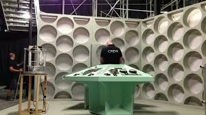 Doctor Who Home Decor by Time Lapse First Doctor U0027s Tardis Console Doctor Who Youtube