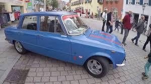 alfa romeo classic blue alfa romeo giulia nuova super 1300 1977 blue colour youtube