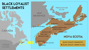 Halifax Canada Map by Our Roots Songs Of Freedom