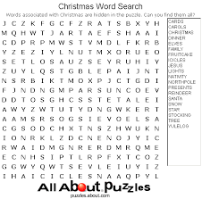 word search games that you can print