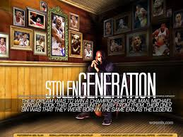 Stolen Michael Jordan Stolen Generation Wallpaper Basketball Wallpapers