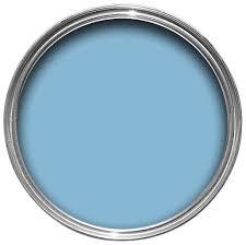 Shades Of Blue Paint by Colours Warm Blue Matt Emulsion Paint 2 5l Departments Diy At B U0026q