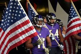 Flag Of Baltimore Ravens U0027 John Urschel On Exploring Football Math Why And Why Not